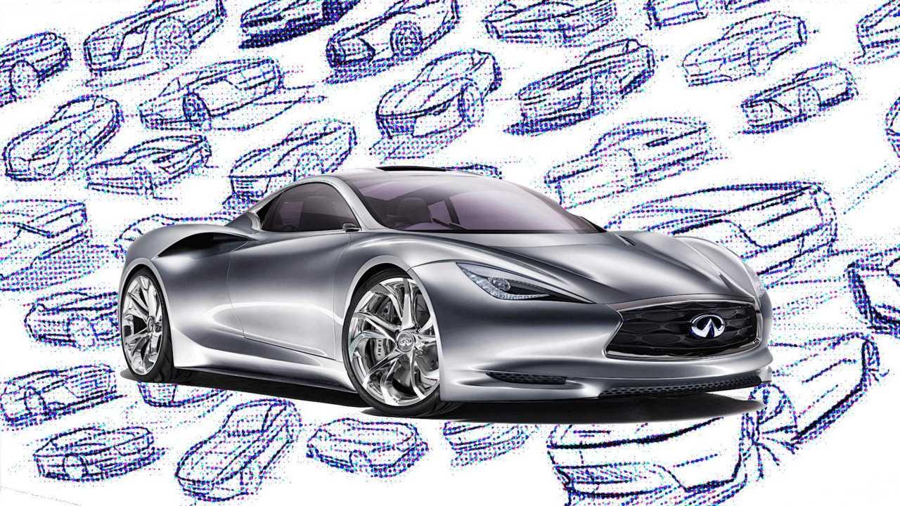 Infiniti Concept Cars Lead