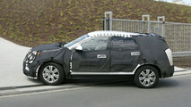Cadillac BRX Spy Photo