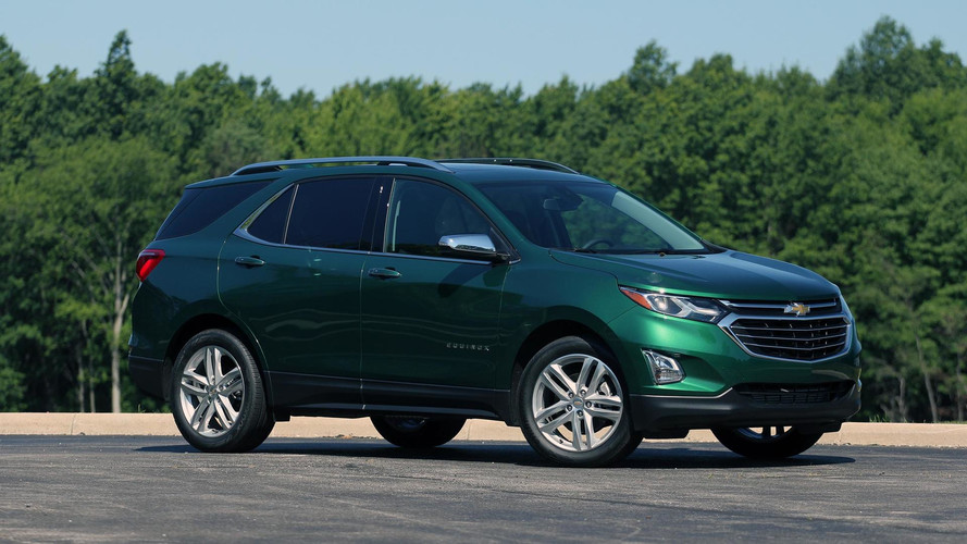 2018 Chevrolet Equinox Review: Finally Up To Par