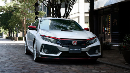 Official Honda Civic Type R Accessories In Japan Are Expensive But Stylish