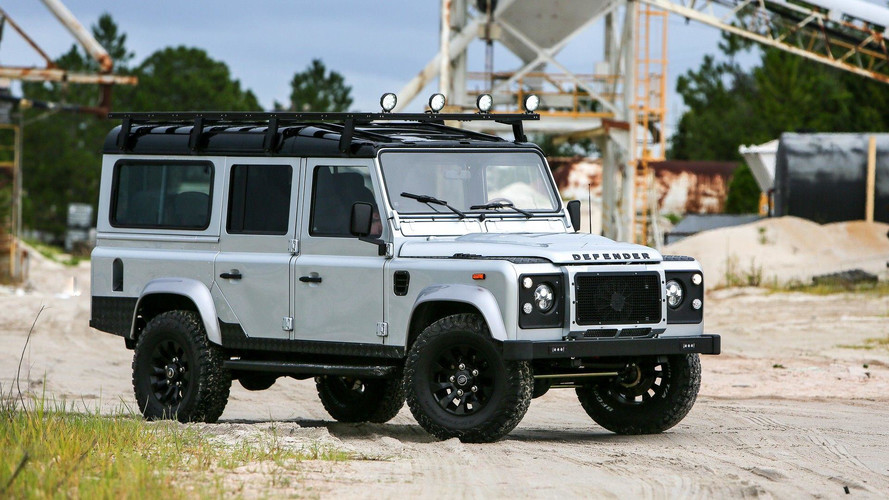Aftermarket / Tuning - Land Rover News and Trends | Motor1 com