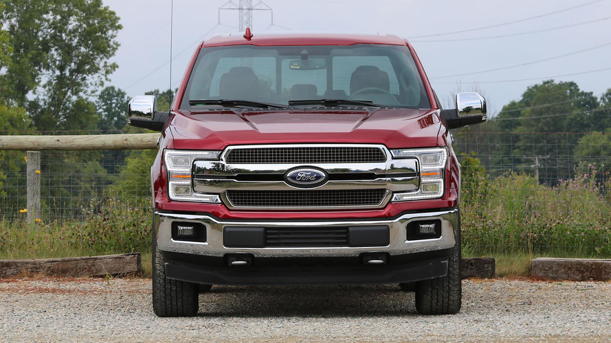 Hours Before Next-Gen's Reveal, The Old Ford F-150 Debuts In Asia