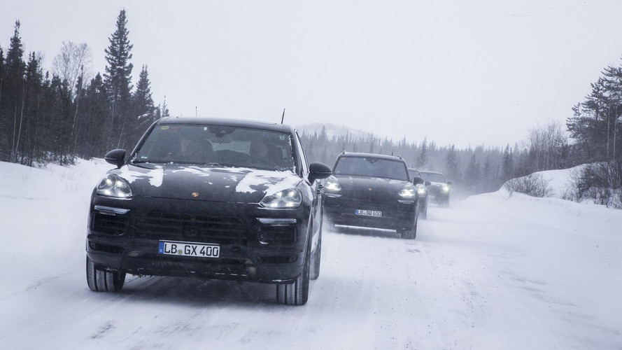 2019 Porsche Cayenne Completes Endurance Testing After 2.7M Miles