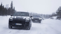 Porsche Cayenne dayanıklılık testini tamamladı