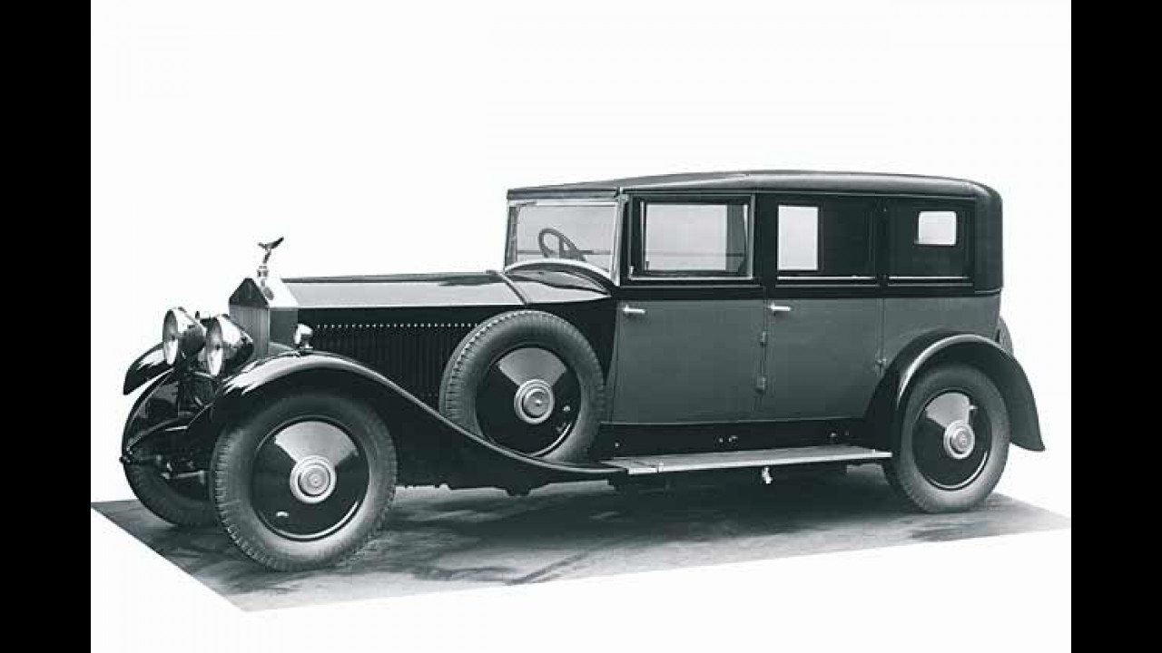 Rolls-Royce Phantom I, 1925-1929