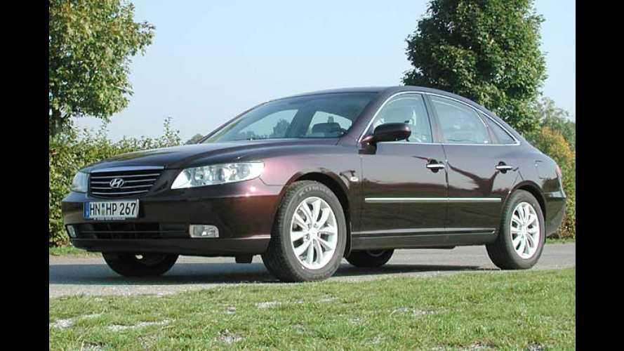 Hyundai Grandeur (2005) im Test: Des Kaisers neuer Begleiter
