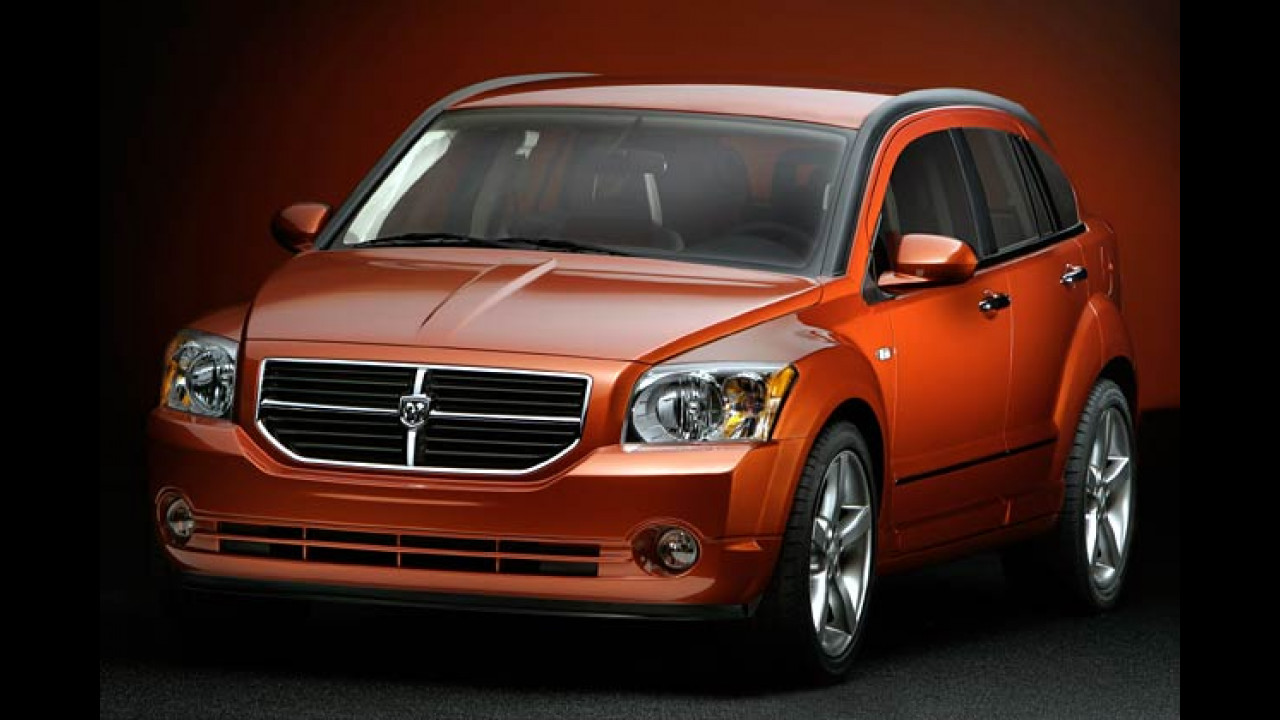 Genf 2005: Dodge Caliber
