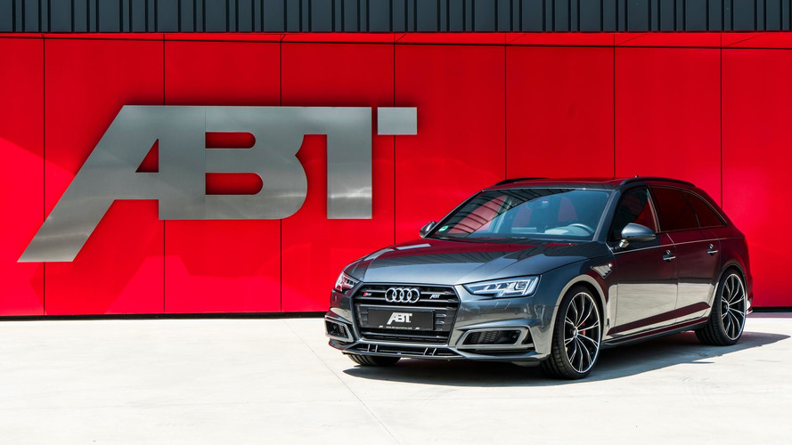 L'Audi S4 Avant dévergondée par ABT Sportsline