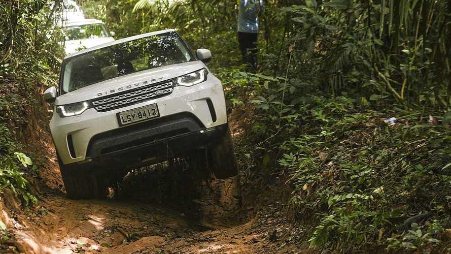 Primeiras impressões - Land Rover Discovery 2018 na Amazônia