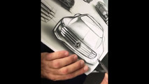Mercedes Pebble Beach concept teaser