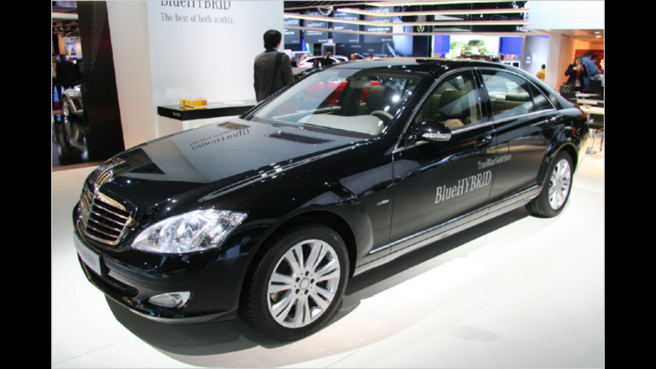 Mercedes S 400 BlueHybrid