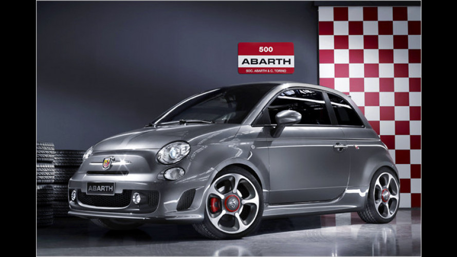 Abarth: Der Skorpion sticht in Paris richtig giftig