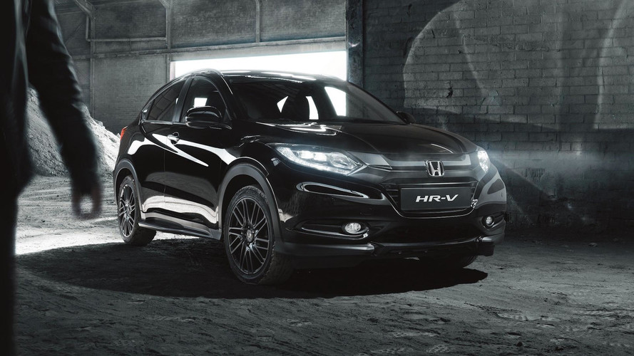 Honda Sees The HR-V And Wants To Paint It Black
