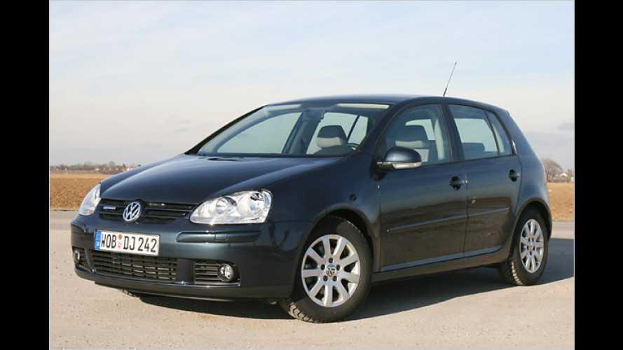 Sparwunder? Der neue VW Golf BlueMotion im Test