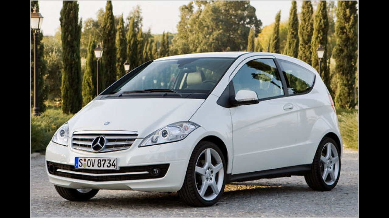 Mercedes A 150 BlueEFFICIENCY