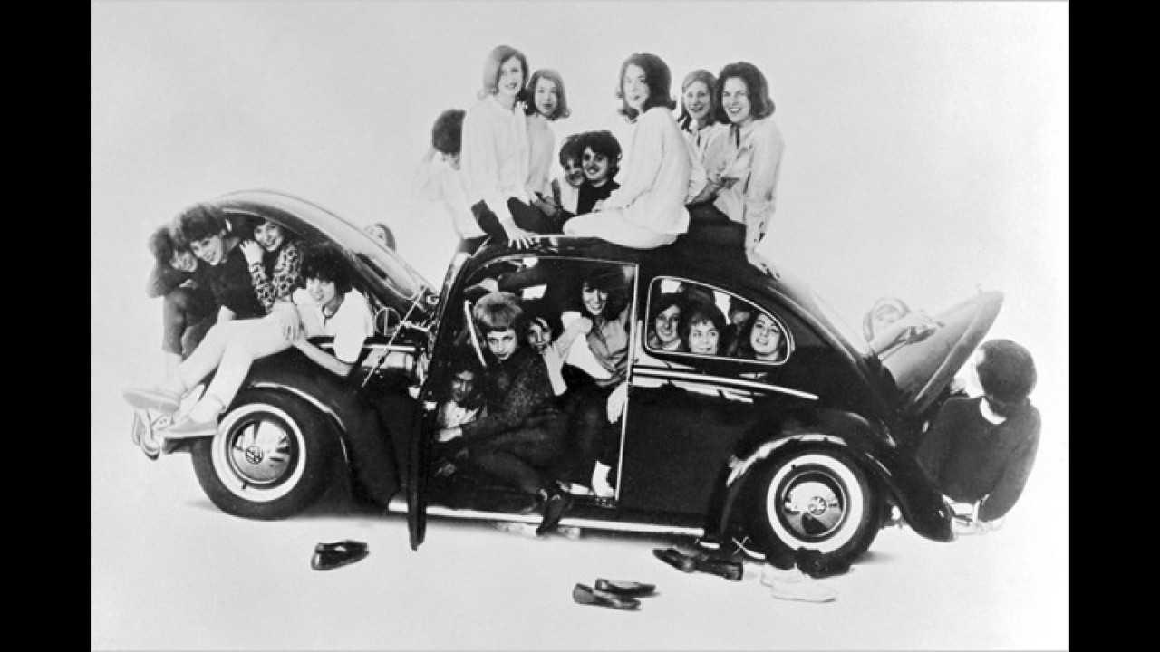 Volkswagen: ,Käfer/Kugelporsche