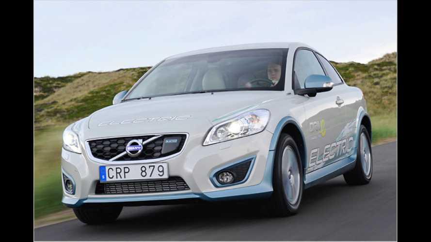 Jetzt stromert auch Volvo: Der C30 Electric im Test