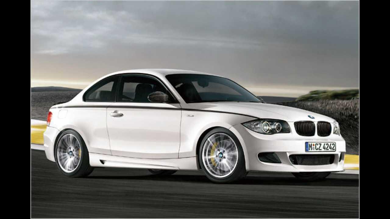 BMW-Performance-Komponenten für den 1er