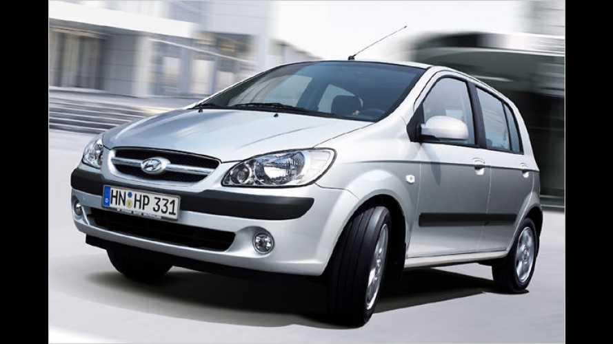 Hyundai: Drei neue Sondermodelle für den Autoherbst 2008