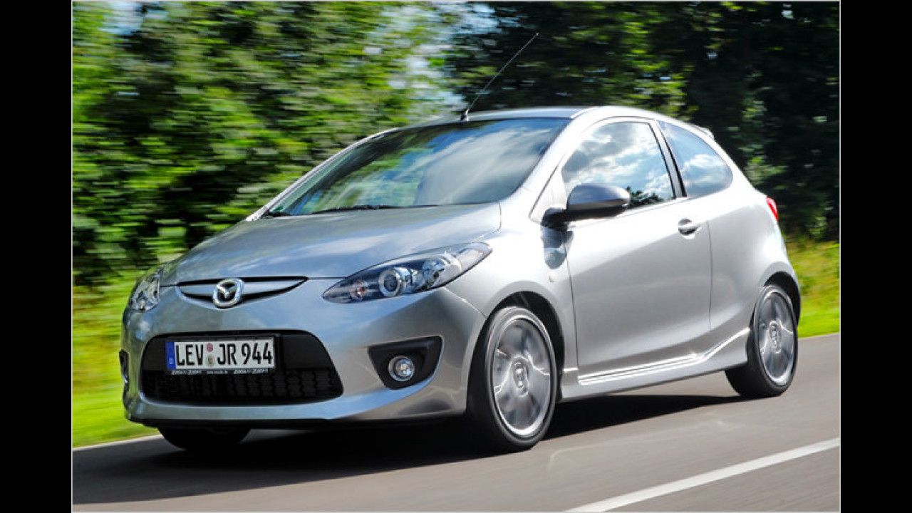 Mazda 2 Sport 1.6 CD Independence