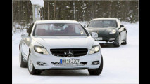 Mercedes liftet C und CL