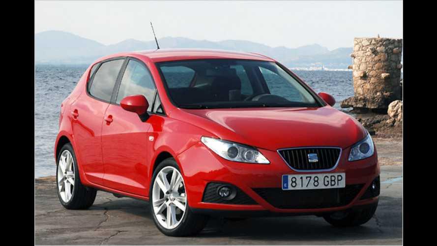 Neuer Common-Rail-Turbodiesel für den Seat Ibiza
