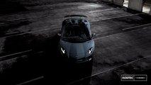 Lamborghini Aventador SV Roadster Novitec Torado