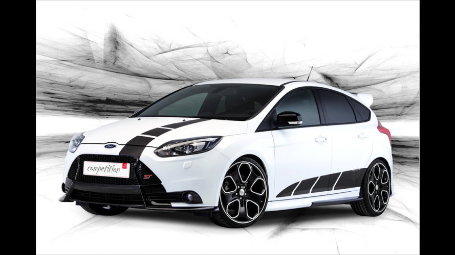 MS Design zeigt Focus ST Competition in Genf