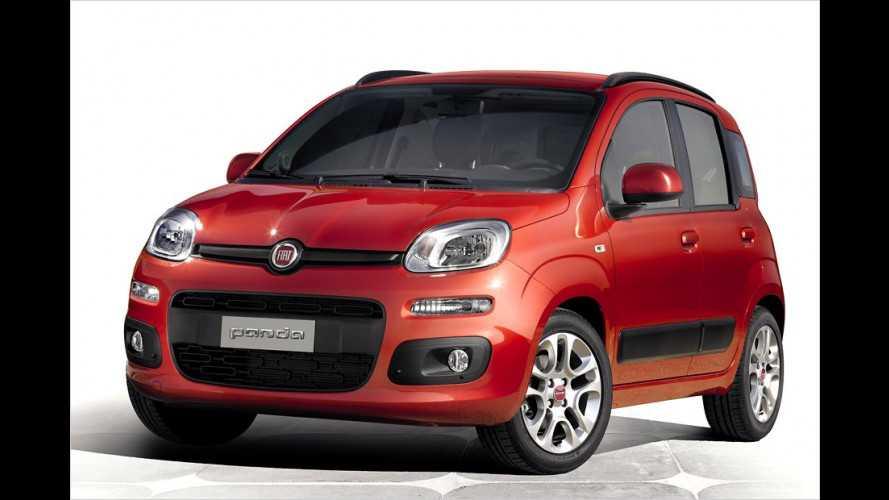 Neuer Fiat Panda wird größer, sicherer und sparsamer