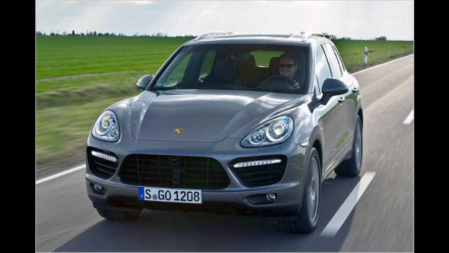 Porsche Cayenne: Leichter und schnittiger
