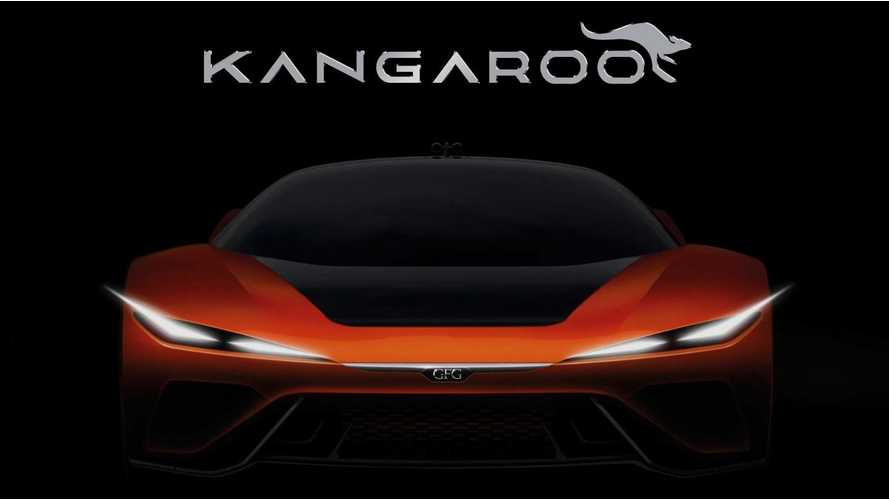 Check Out This New Kangaroo Electric Hyper SUV