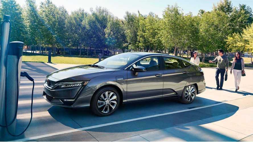 Top 3 Plug-In Hybrid Cars In U.S. In 2018: Prius Prime, Clarity, Volt