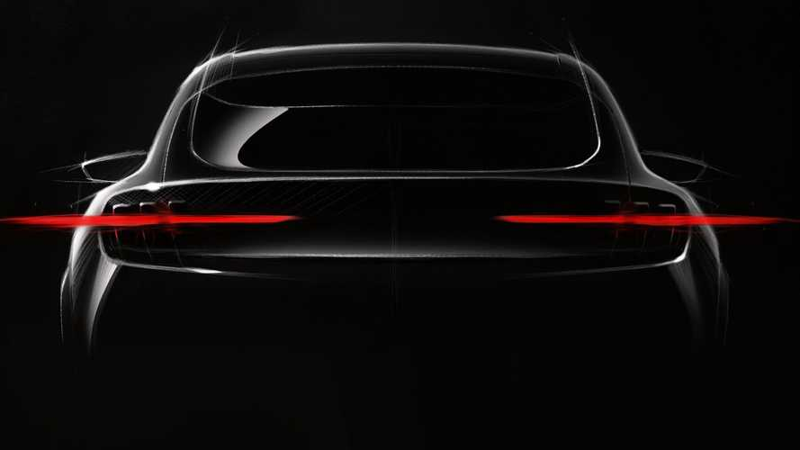 Ford Mustang-Inspired Electric SUV Rumored To Debut In November