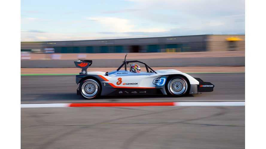 1020 kW/1,367 HP Drive eO Pikes Peak Racer To Challenge Tajima Rimac E-Runner