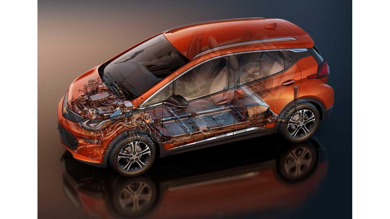 General Motors Can Make 50,000 Chevrolet Bolts Per Year