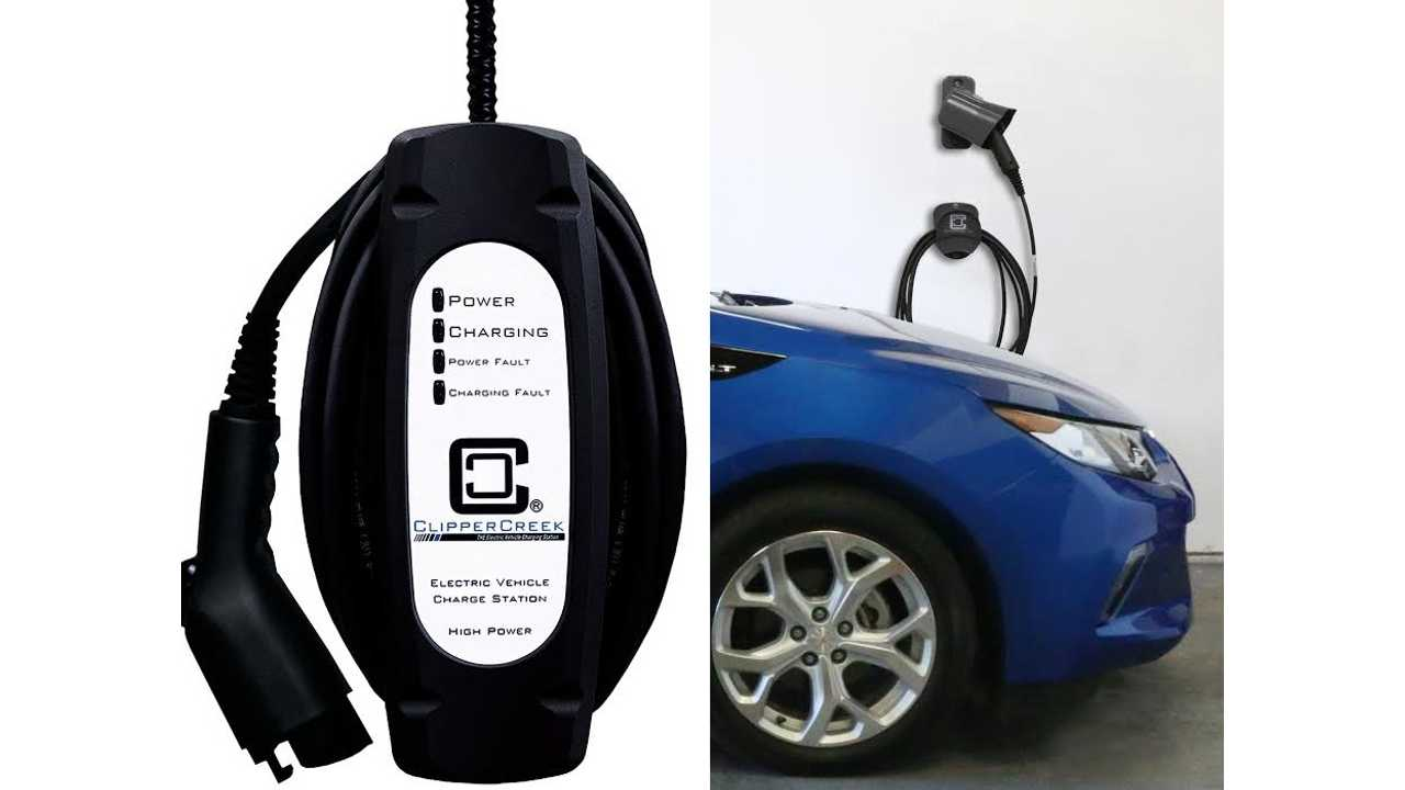 ClipperCreek Announces Next Gen, L2 Charging Station With More Power, From $379