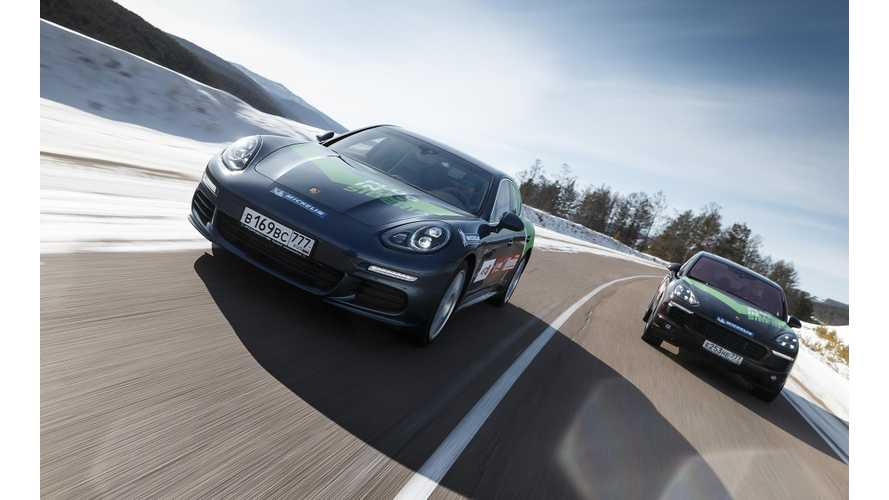 Long-Range Electric Porsche Pajun Expected To debut At 2015 Frankfurt Motor Show