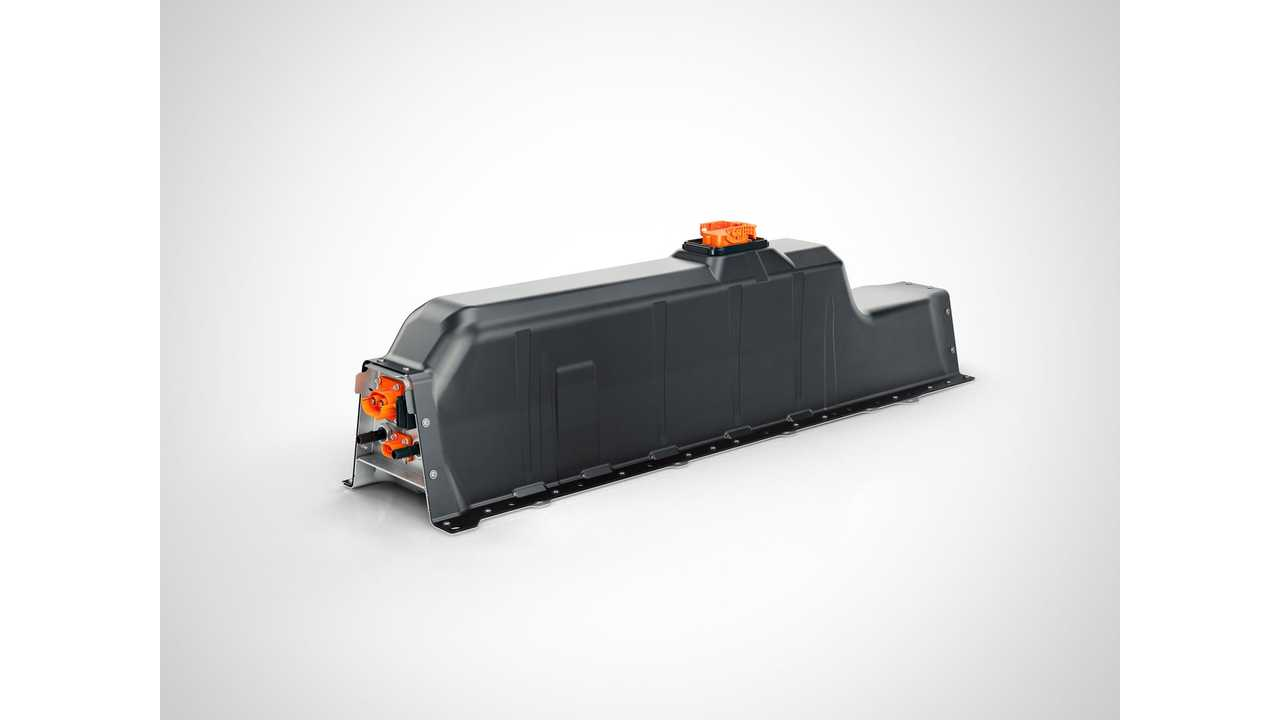 Volvo: T5 Twin Engine Lithium-ion battery