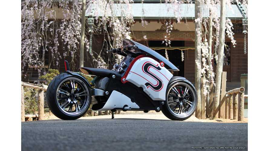 ZecOO Electric Motorcycle - Images + Specs + Video