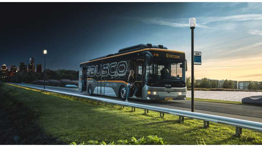 EBUSCO Celebrates Order For 60 Electric Buses