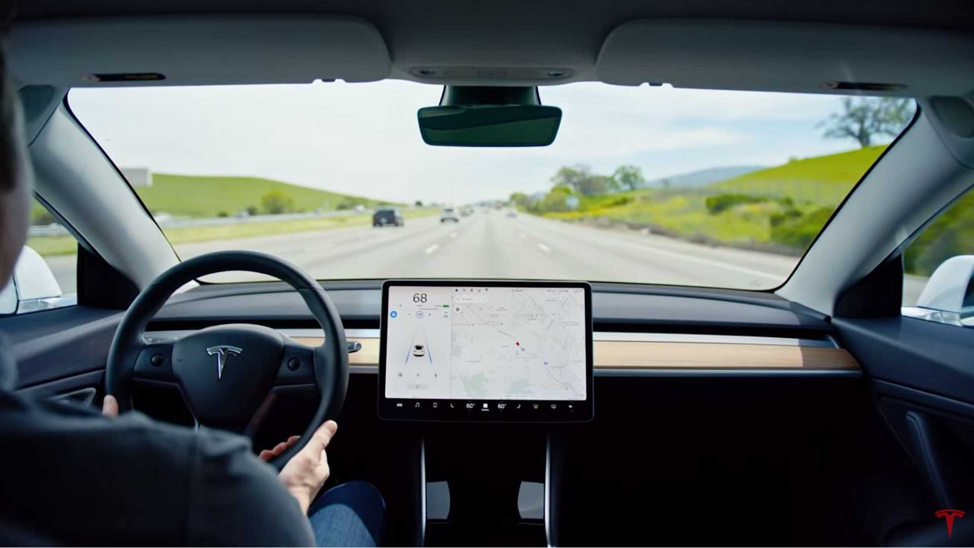 Tesla Cameras Help Driver Prove Bicycle At Fault For Insurance Claim