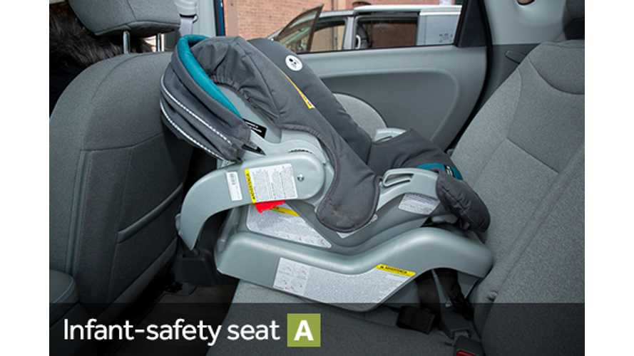 Kia Soul EV Child Car Seat Check