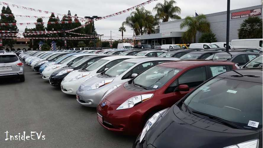Top 10 Global Electric Car Sales 2014