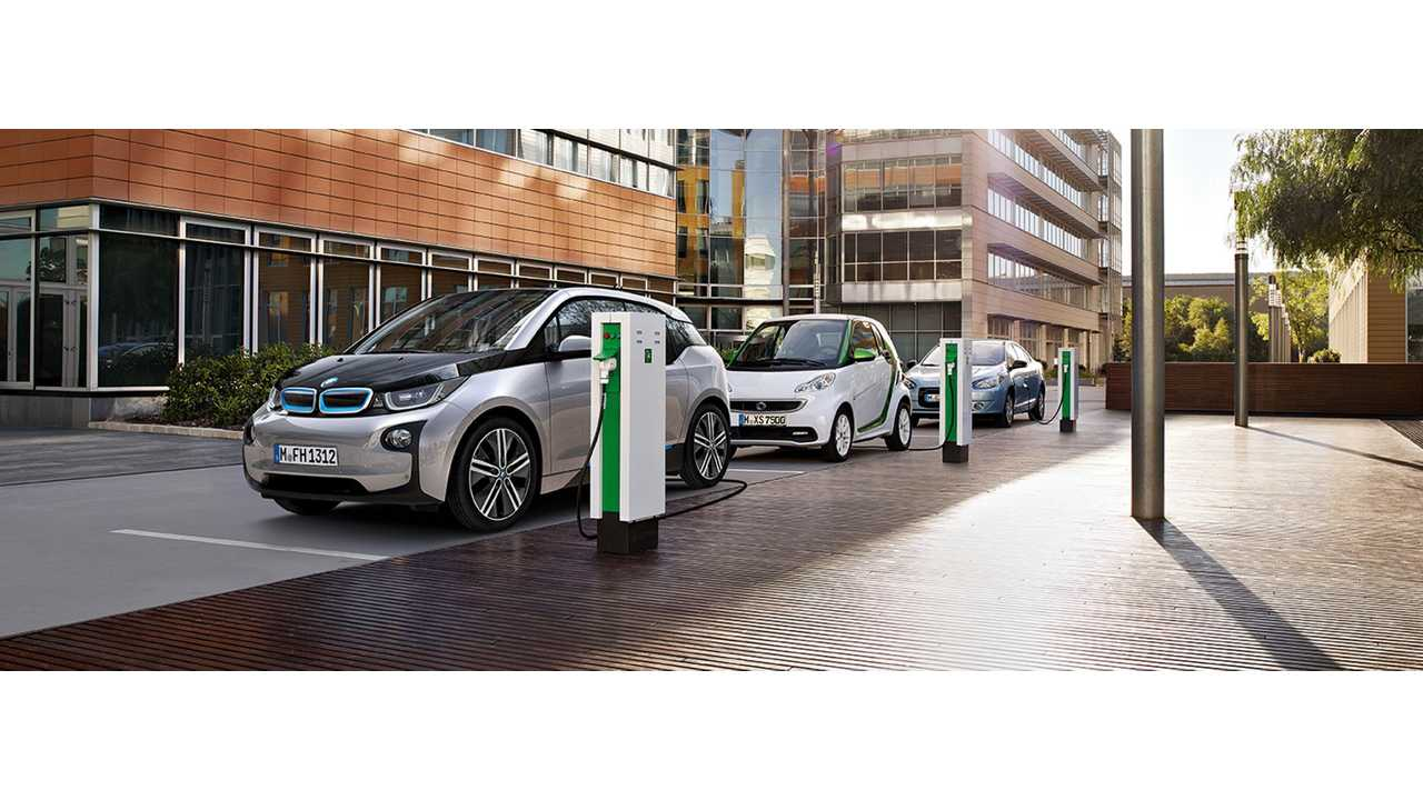 Alphabet Leased 738 EVs In First Year Of AlphaElectric