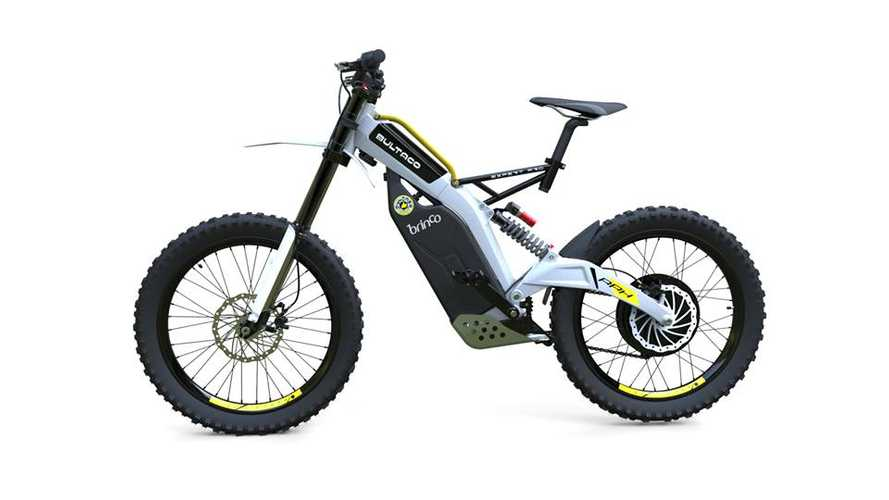 Bultaco Launches Limited Edition Brinco