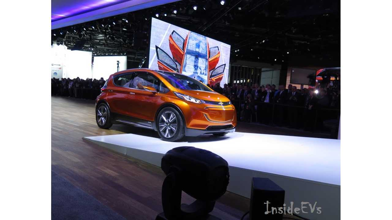 2015 NAIAS: Recap In Pictures - All The Plug-Ins To See From Detroit