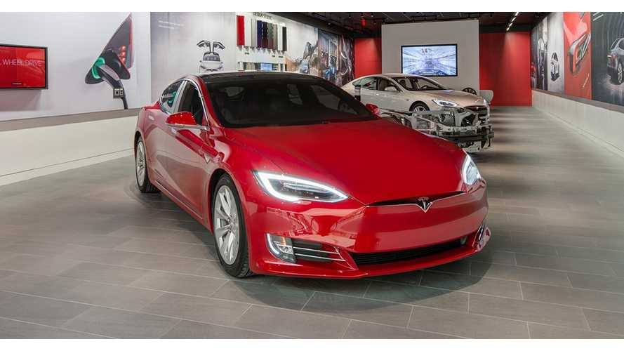 Tesla Launches Model S 100D - Range Of 335 Miles, Starts At $92,500
