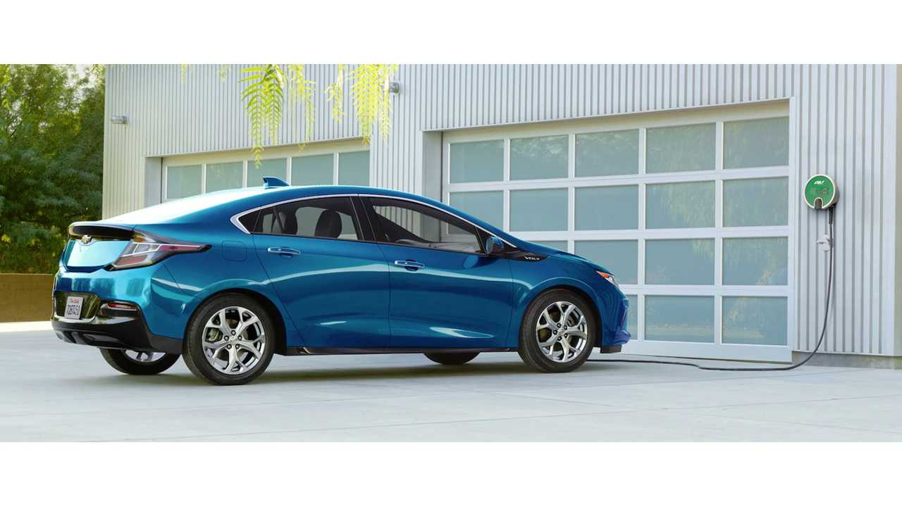 Chevy Volt Quarterly And Monthly Sales Way Up, Chevy Bolt Rising