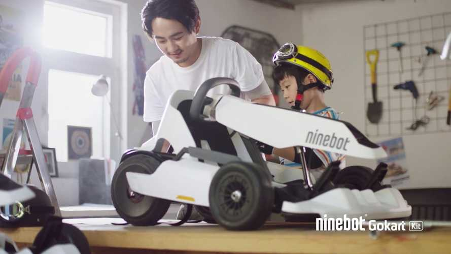 Sweet! Transform Segway Into Speedy Electric Go-kart That Can Drift