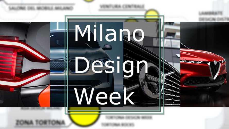 Fuorisalone, tutta l'auto che c'è alla Milano Design Week 2019